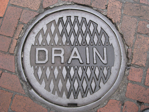blocked drain Nottingham